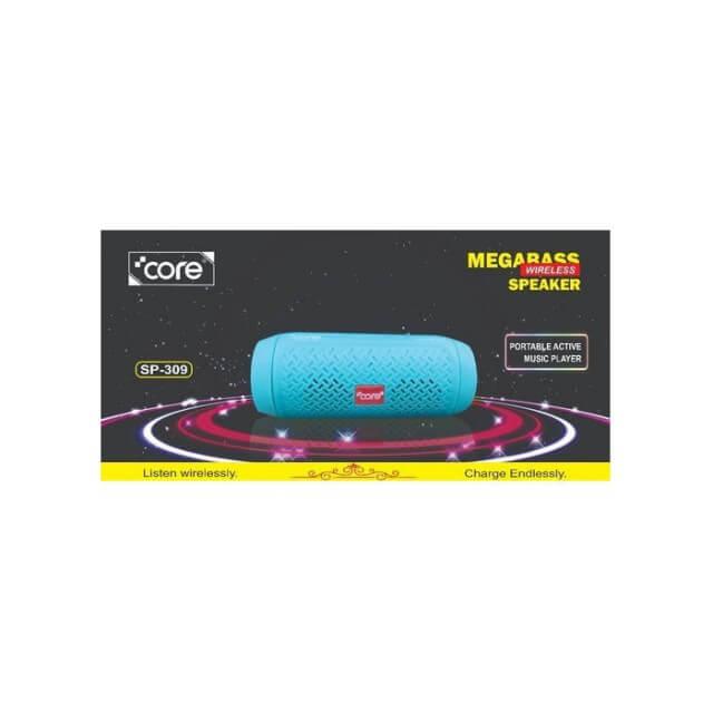 Core SP 309 Portable Wireless Speaker - Online Shopping ...