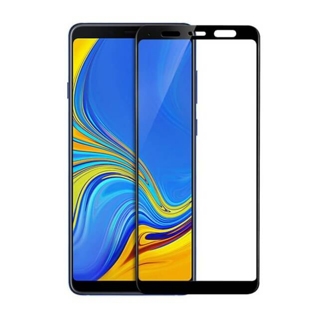 Samsung Galaxy A9 2018 6D Tempered Glass Screen Guard