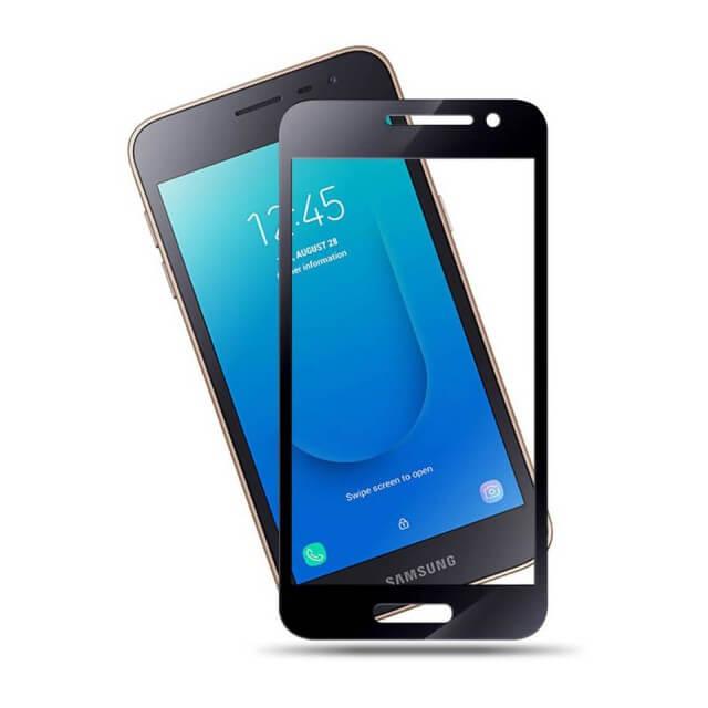 Samsung Galaxy J2 Core 6D Tempered Glass Screen Guard