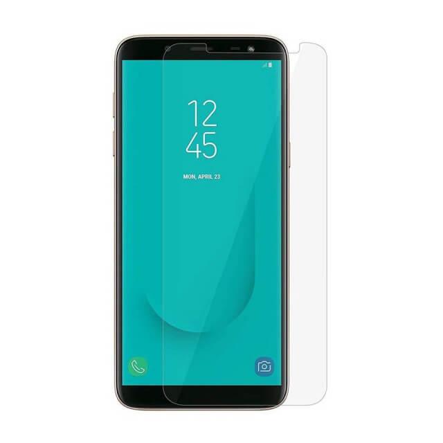 Samsung Galaxy J6 Tempered Glass Screen Guard