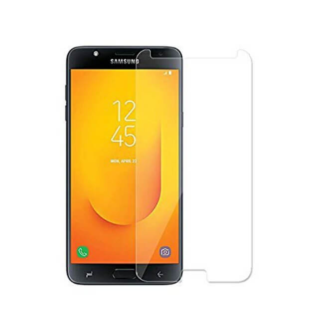 Samsung Galaxy J7 Duo Tempered Glass Screen Guard