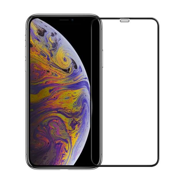 Apple Iphone XS 6D Tempered Glass Screen Guard