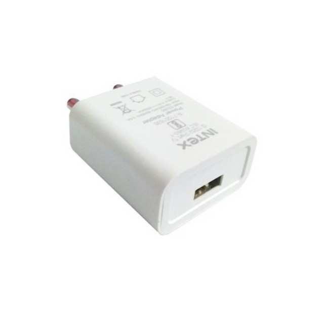 Mobile Charger 2.0 A Intex ESU320 – White