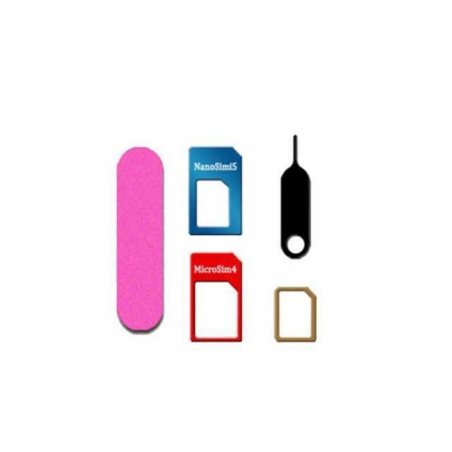 Nano Sim Adapter For Any Mobile Phone