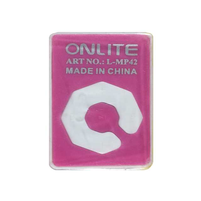 Onlite L-MP42 Portable Music Player With Micro SD Card Slot