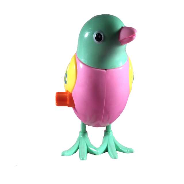 Pigeon With Key Unbreakble Toy Bird