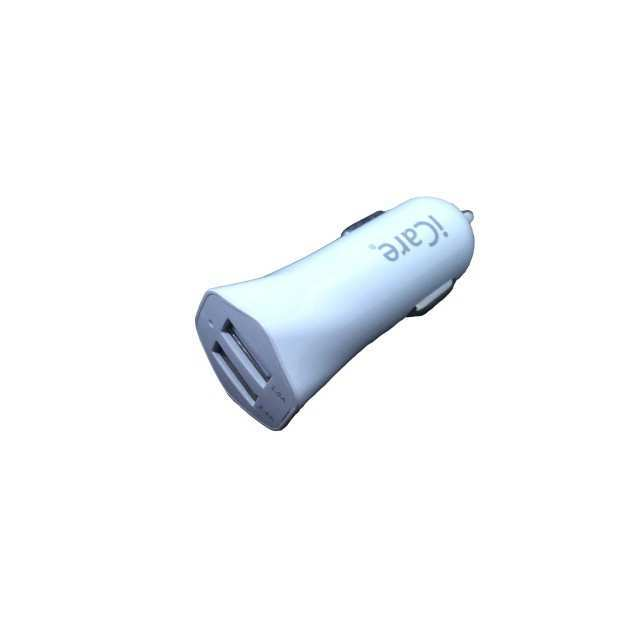 Dual USB Car Charger Adapter iCare CC7