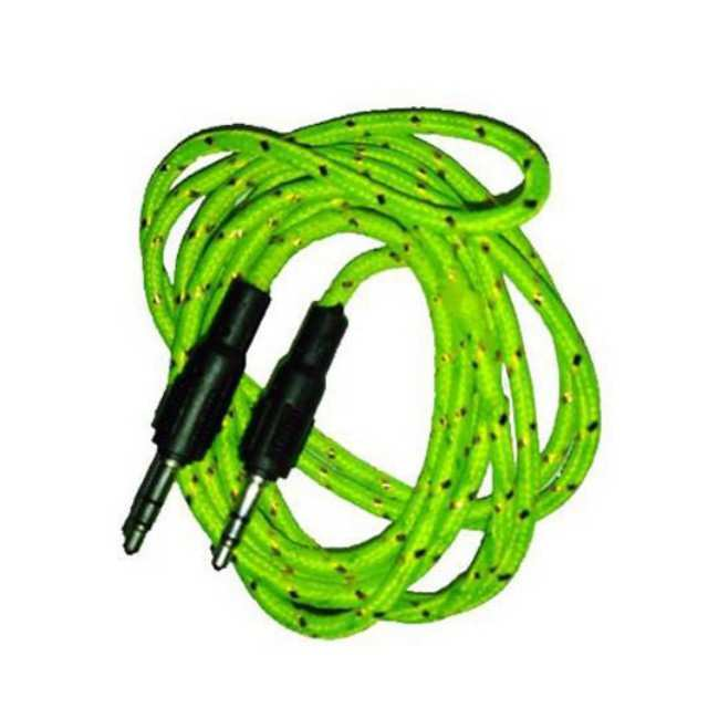 Universal Compatible Audio Cable iTouch Pro – Green